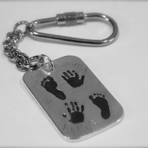 miniprint dog tag
