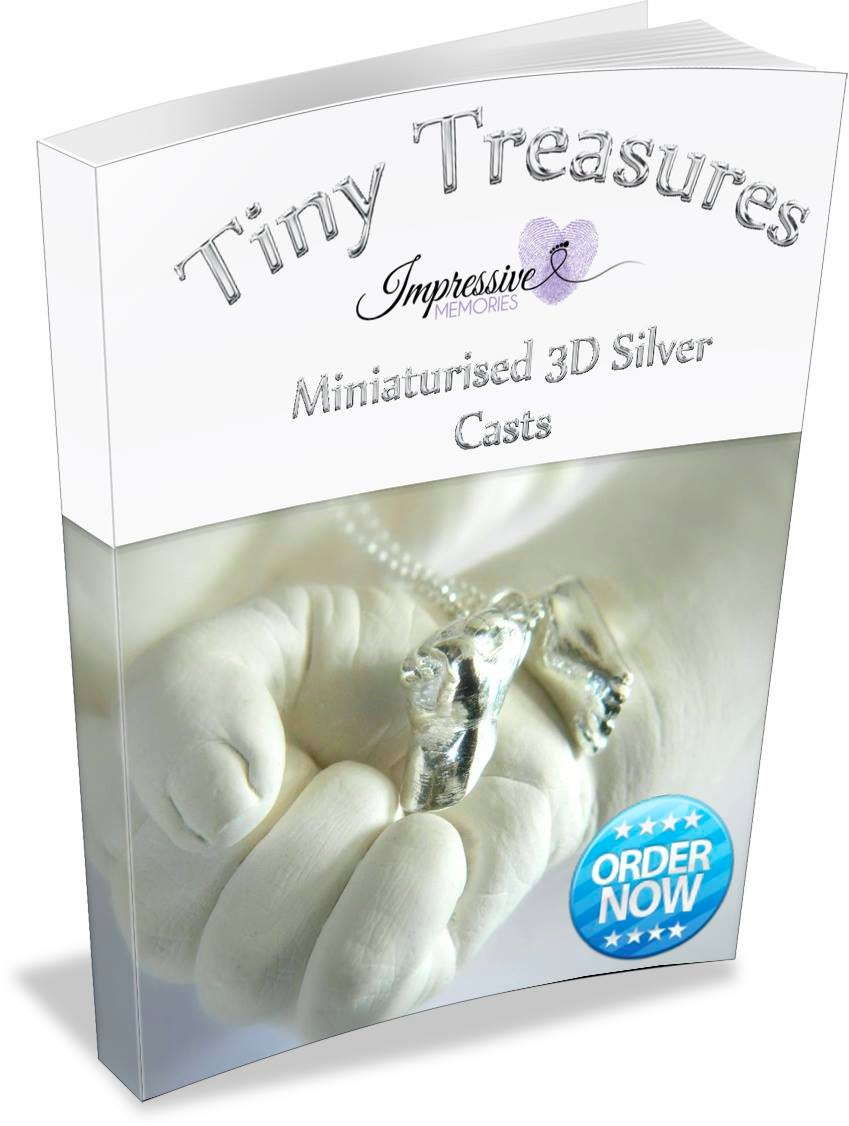 Tiny Treasures – miniaturised Silver Casts 3