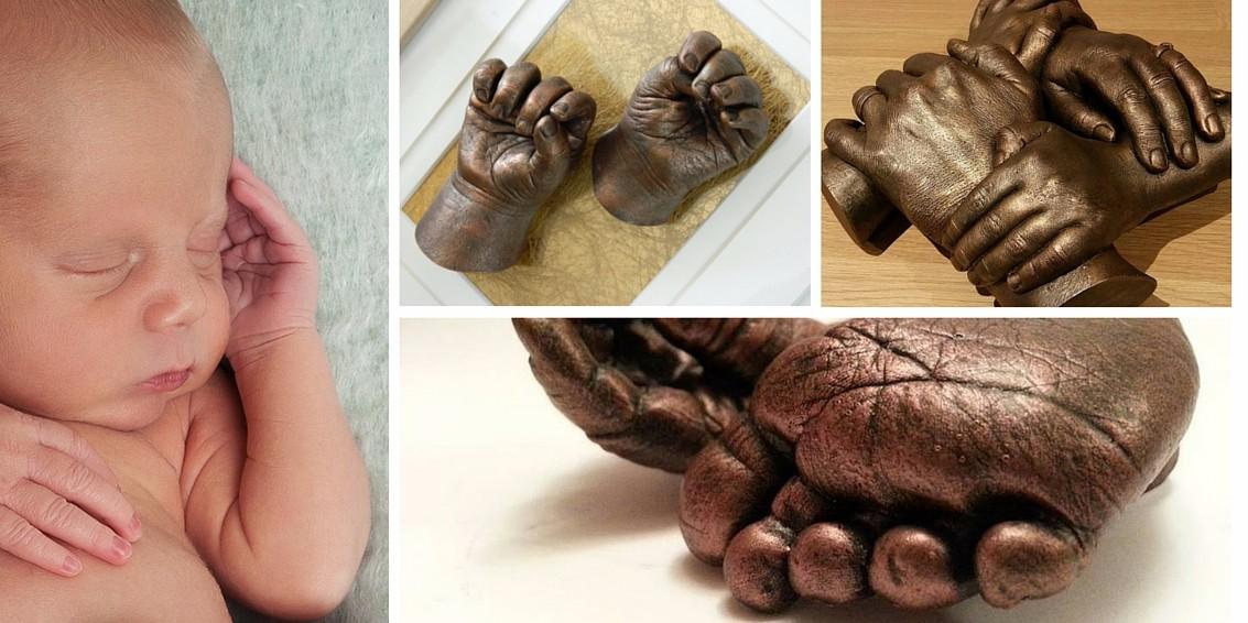 bronze casts