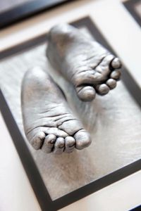 life casting feet