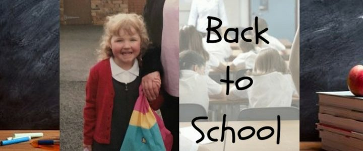 Back to School…