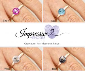 cremation-ash-memorial-rings