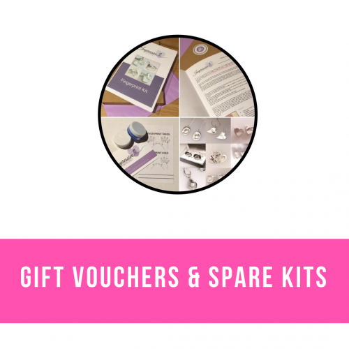 Gift Vouchers & Spare Kits