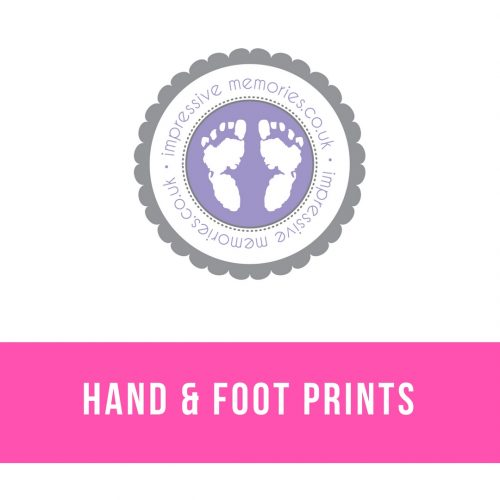 Handprints & Footprints