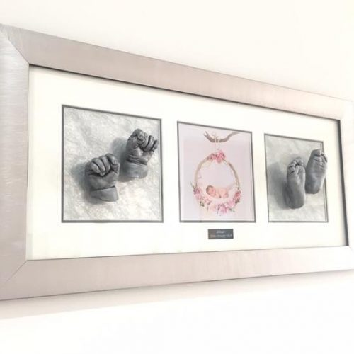 Baby hand and foot casting Gift experience baby hand and foot castings glenrothes kirkcaldy fife