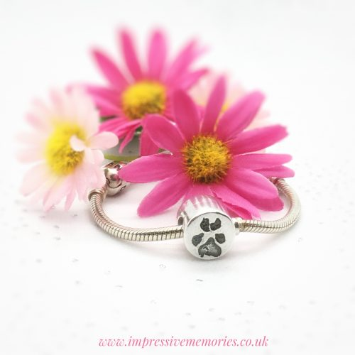 Pet Paw Print Jewellery
