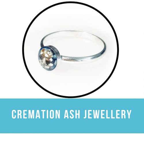 Cremation Ash Jewellery