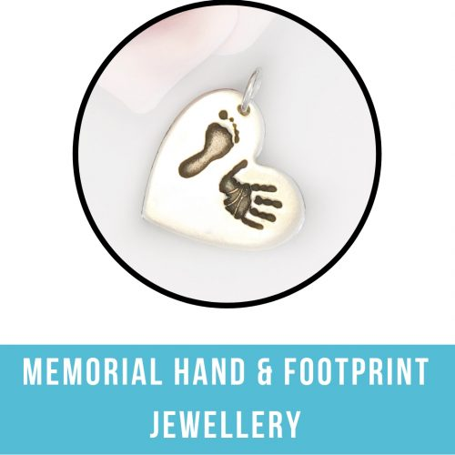 Memorial Hand & Footprint Jewellery