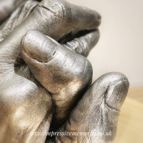 hand clasp