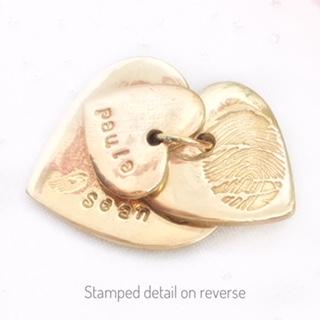 golden inkprint fingerprint triple charm