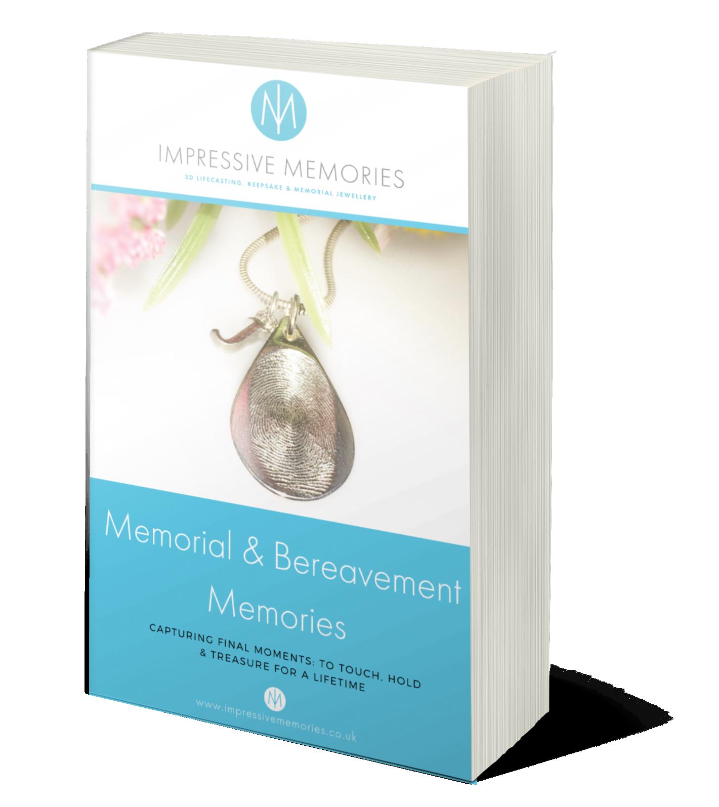 memorial & bereavement ebook