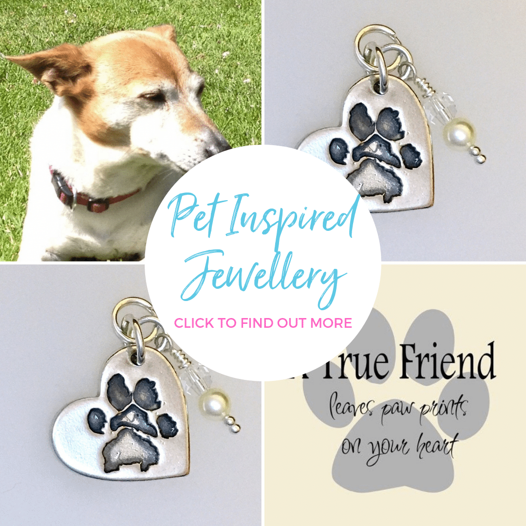 pet inspired jewellery
