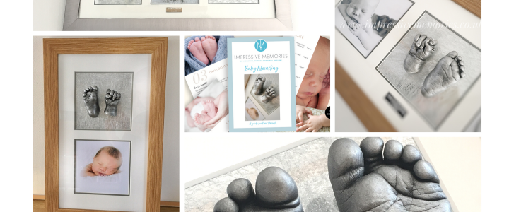 Baby Hand & Foot Cast: Downloadable Gift Experience