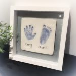 hand and foot baby imprints