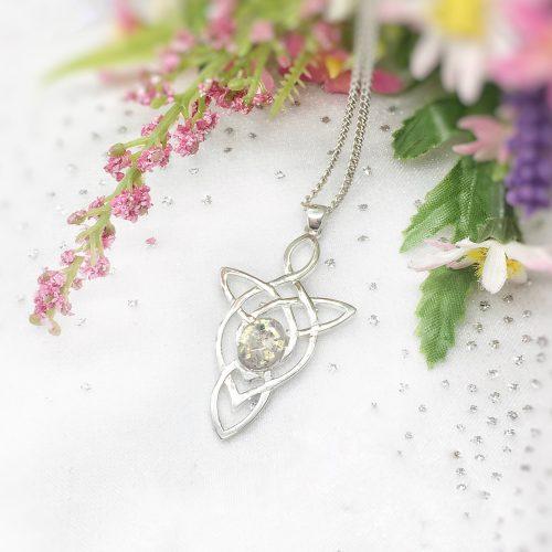 celtic pendant necklace