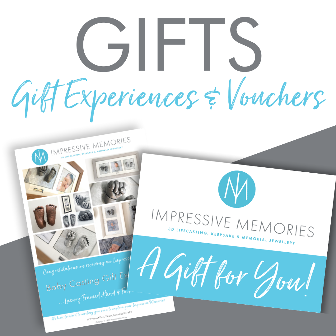 gift experiences and gift vouchers