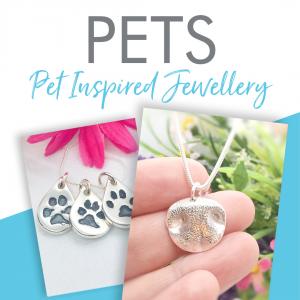 pet inspired jewellery