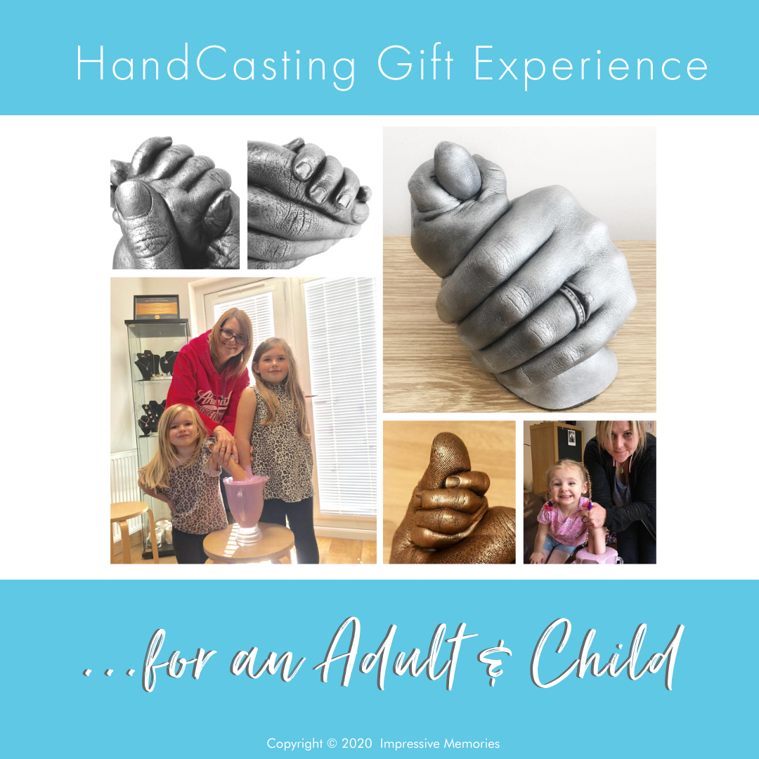 Copy of Hand Clasp casting Gift experience