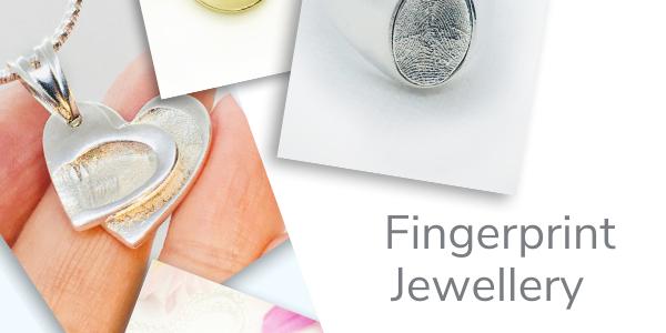 How to Order Handmade Silver & Golden Fingerprint Jewellery