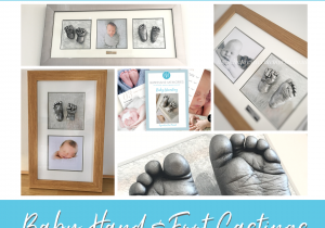 Baby hand and foot gift experience glenrothes kirkclady fife