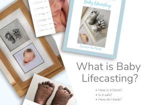 baby lifecasting