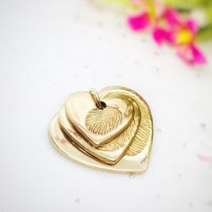 golden inkprint fingerprint triple charm